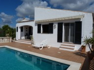Villa - For Sale - Binisafua Playa-Sant Lluís - Menorca